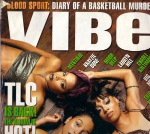Vibe Magazine May 1999