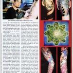 Skin & Ink June 2007