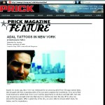 Adal Hernandez tattoo reviews - Prick magazine