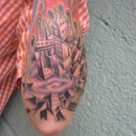 City Modern Custom Tattoo
