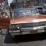Chevy Impala in NYC