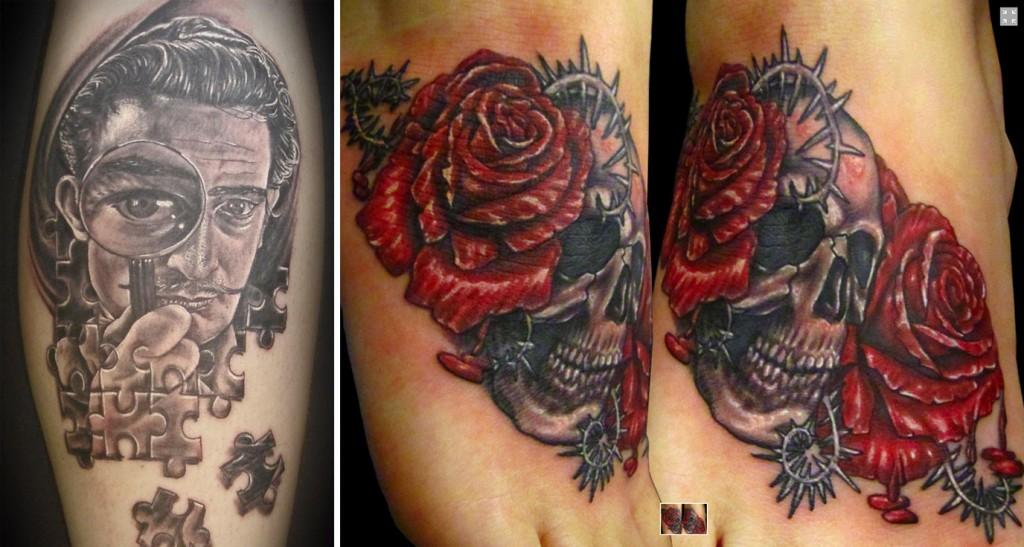 Tato Art Styles: Majestic Tattoo NYC