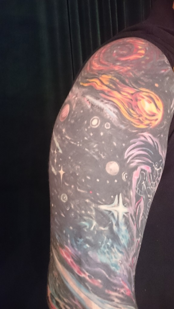 space sleeve cover up majestic tattoo adal ray