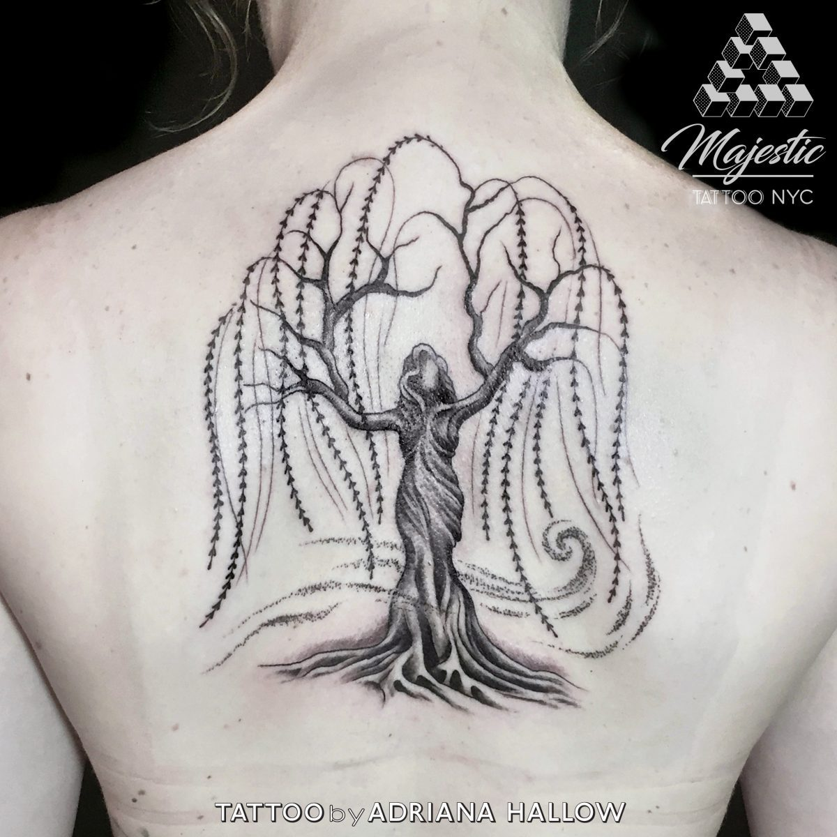 Tattoos By Adriana Hallow
